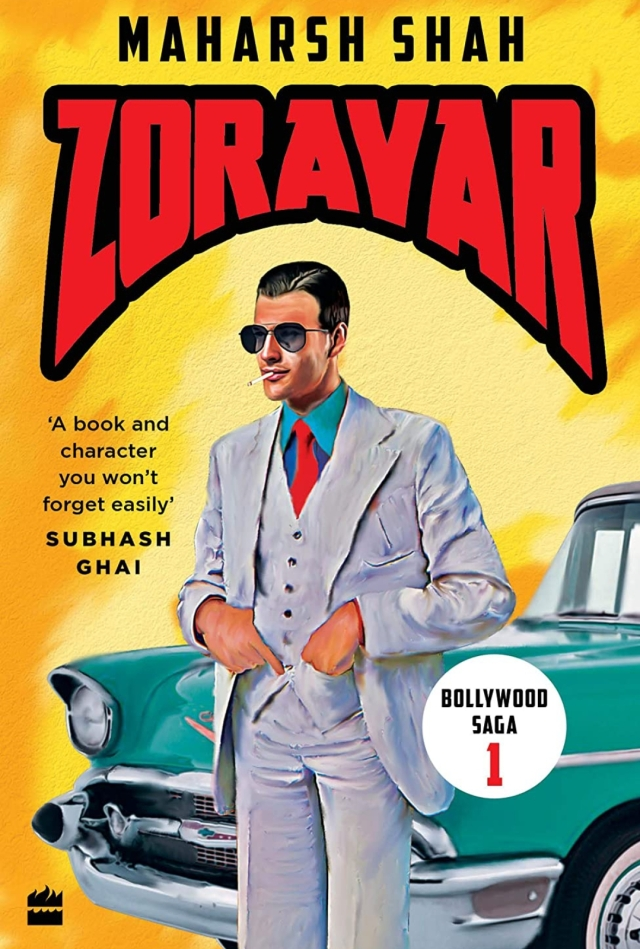 Book Review- Zoravar:book One In The Bollywood Saga